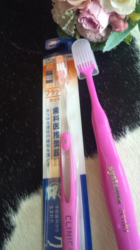 歯ブラシの画像